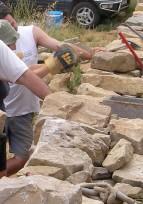 Journées d'initiation à la pierre sèche - Villeveyrac (Hérault), les 30 & 31 mai 2014