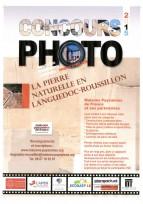 Fête de la pierre et remise des prix du concours photos sur la pierre naturelle en Languedoc-Roussillon
