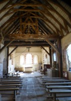 Maisons Paysannes de l'Orne primée pour l'Eglise de Méguillaume