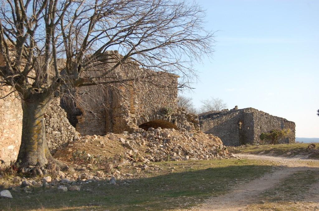 Montcalmes - Hameau proche de Aniane (34)
