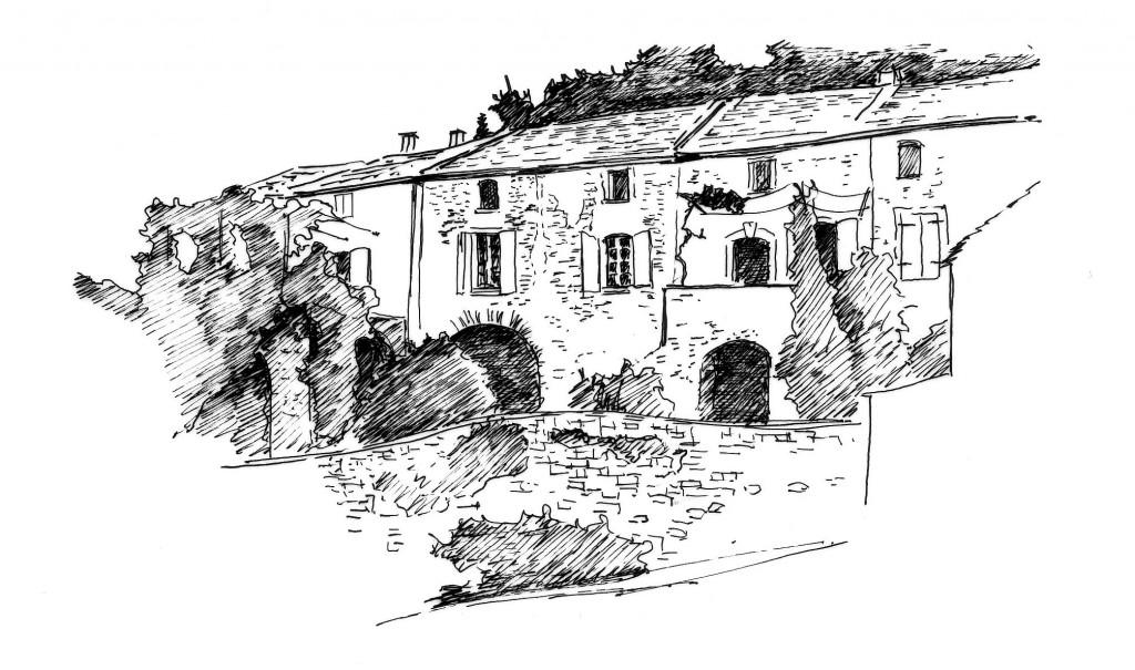 La maison de village 1