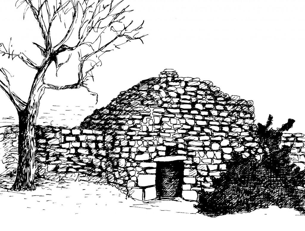 Restaurer une maison de pays dans l h rault languedoc - Maison en pierre seche ...