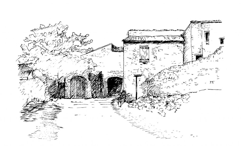 La maison de village ou hameau 2